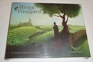 King's Vineyard BOARD GAME by Mayday Games