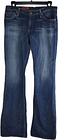 AG Adriano Goldschmied The Angel Boot Cut Jeans Denim Size 30R Regular Made USA