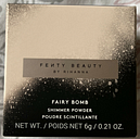 Fenty Beauty By Rihanna Fairy Bomb Shimmer Powder 24KRAY 6g NEW In Box
