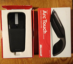 MIcrosoft Arc Touch 1428 Slim Wireless Mouse For Microsoft Surface, PC & Laptop