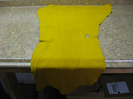 Suede Deer Leather GOLD #00003343