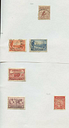 AUSTRALIA 1914-49 USED COLLECTION...119 stamps