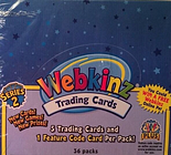 Webkinz Trading Cards 36 Pack Box Kids Trading Cards Collectibles Series 2 Ganz