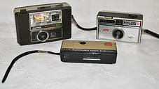 Vintage Collection of Cameras - As Is