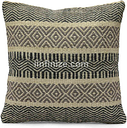 Handwoven Wool Jute Rustic Hand Knotted Cushion Cove Turkish Kilim Pillow Throw