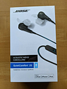 Bose QuietComfort 20 Acoustic Noise Cancelling Headphones - BRAND NEW & SEALED!!