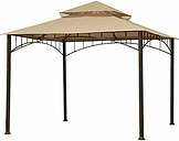 Replacement Canopy for Target Madaga Gazebo Beige