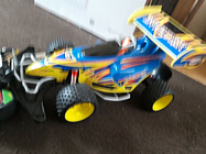 New bright invader rc buggy boxed