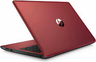 HP 15-bw010cy 15.6in Touch Notebook AMD A9-9420 4GB 1TB Win10 Red - A