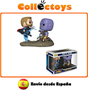 Figura Funko Pop Vinyl - Movie Moments - Thor & Thanos - Marvel - Vengadores
