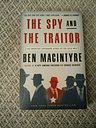 The Spy And The Traitor Ben Macintyre PB Very Good Free Shipping