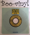 Laurie Lingo And The Dipsticks - Convoy G.B. / Rock Is Dead - STATE STAT NR Mint
