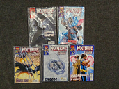 Wolverine and Gambit - Issue #93, 95, 96, 97, 98 - 2004 - Marvel Comics - Fair