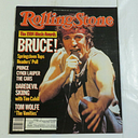 Rolling Stone 442 Bruce Springsteen Prince Lauper Cars Tom Wolfe Feb 28 1985 E3