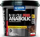 USN Muscle Fuel Anabolic All-In-One Masa Muscular Ganador 4kg Polvo Proteínas -