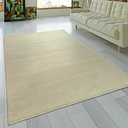 High Quality Wool Rugs Hand Knotted Subtle Luxury Carpets Mottled In Plain Cream