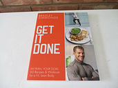 Bradley Simmonds Get It Done Cooking Book, Recipes & Workouts