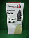 Household Essentials Iron and Board Holder 166-1