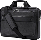 "HP 6KD06UT Executive Carrying Case for 15.6"" HP Laptop - Gray"