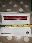 documents enclosed wallets Unwanted Postage Office Depot Supplies