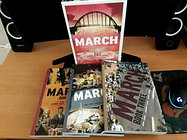 March Trilogy Slipcase Edition by John Lewis, Andrew Aydin, and Nate Powell