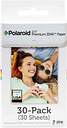 Polaroid Zink Media Premium Photo Paper 30 Pack for Zip Snap Mint Printer
