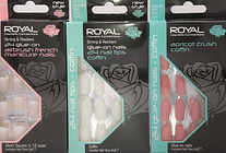 Royal Nails Assorted - Choose your Style & Shade