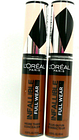 LOT OF 2 -  L'Oreal Infallible ~ COFFEE 435 ~ Full Wear More Than Concealer