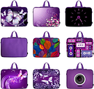 """Purple Laptop Computer Sleeve Bag Fit Asus Dell HP Acer 15"""" 15.4"""" 15.6"""""""