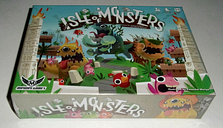 Isle of Monsters - Mayday Games - 2017