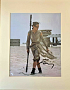 Star Wars Signed by Daisy Ridley as Rey 10x8