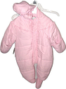 Bebe D Amour Baby Winter Outfit 12 Months New Pink Polyester