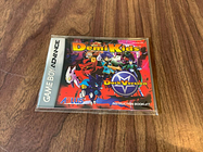DemiKids Dark Version (Nintendo Game Boy Advance, GBA) - Instruction Manual Only