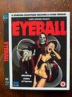 Eyeball 1975 Blu-ray Slipcover ONLY - NO DISC!!!!! from the 88 Films Release