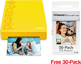 Polaroid Mint Pocket Wireless Bluetooth Printer Android IOS + Free 30 Pack Paper