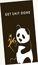 Get Shit Done, Daily Monthly & Weekly Academic Student Planner - ...