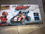New Bright Remote Control Speedy Graffiti Radio Controlled Car