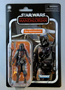 Star Wars The Mandalorian Mandalorian Kenner 3.75 in MISB Vintage Collection