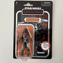 Star Wars Vintage Collection The Mandalorian: The Mandalorian - Carbonized