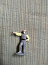 Vintage Star Wars Micro Collection LOTHAR Figure