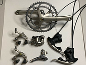 Campagnolo Vintage Groupset 2x8 speed