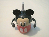 Brand new 9 mo+ the first years disney baby mickey mouse trainer cup