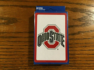 Ohio State OSU Buckeyes Playing Cards Hunter Collectibles 5660 - SEALED