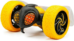 Radio Car New Bright Tumble Bee-Yellow