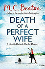 Death of a Perfect Wife Paperback M. C. Beaton