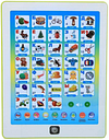 Educational Toy Russian Language Learning Tablet Point Reading Machine Educat...