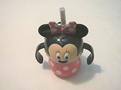 Brand new 9 mo+ the first years disney baby minnie mouse trainer cup