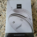 Bose QuietComfort 35 Noise Cancelling Wireless Headphones Series II  QC35 Silver