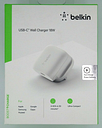 Belkin 18W USB-C Wall Charger 7516937 Fast Charge Ultra-Compact
