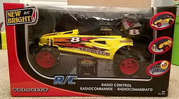 New Bright Radio/Remote Control Velocity Car Buggy - NEW
